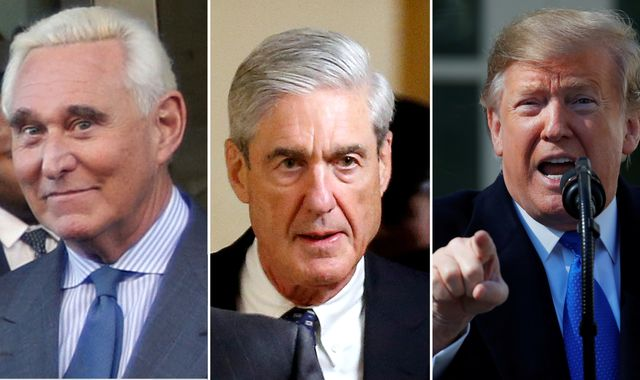The main players in the Robert Mueller collusion investigation