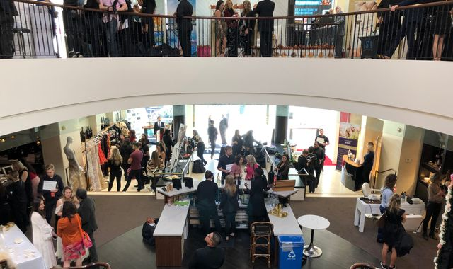 Revealed: What happens inside a celebrity freebie lounge