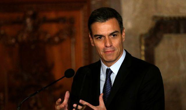 Spanish PM Pedro Sanchez calls snap election after budget vote defeat