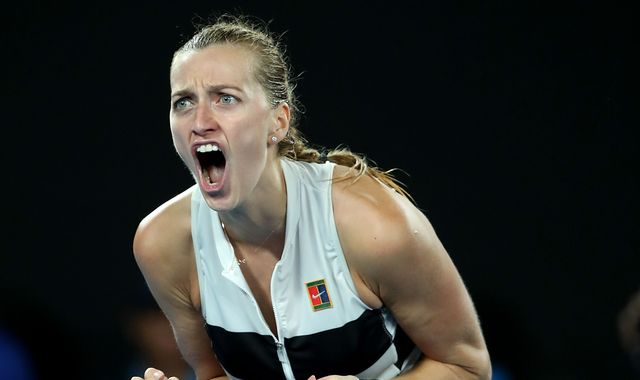 Wimbledon champion Petra Kvitova's attacker jailed for eight years over stabbing