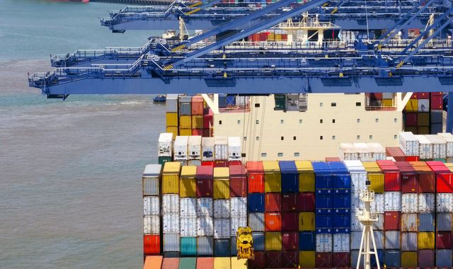 British cargo bound for Japan sets sail into 'unknown future'