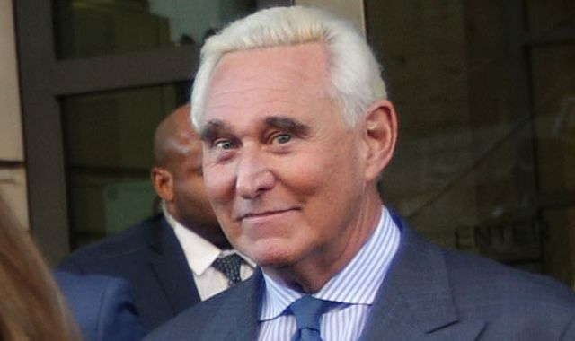 Roger Stone hit with gag order after posting edited image of judge