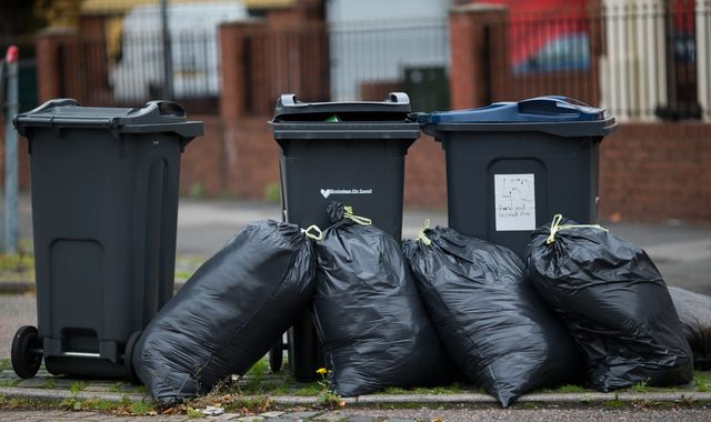 Food waste bins to be emptied weekly under refuse revamp