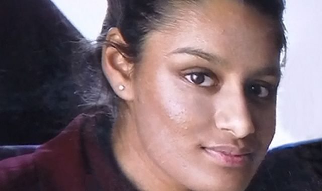UK cannot make Islamic State bride stateless, justice secretary admits