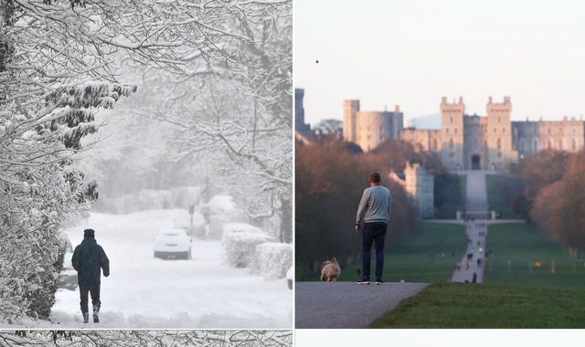 A year on from the Beast from the East, UK set for more record-breaking temperatures