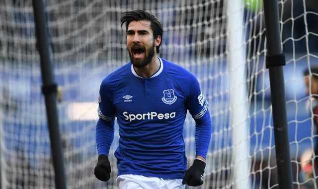 Andre Gomes joins Everton from Barcelona in £22m deal until 2024