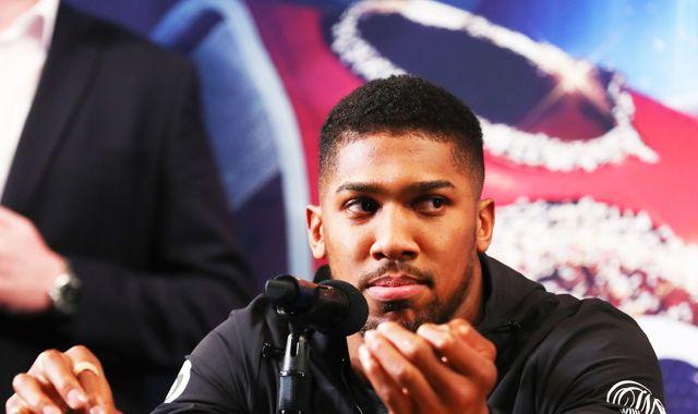 Joshua vs Miller: Jarrell Miller wants Anthony Joshua to fight like a 'maniac', says Eddie Hearn