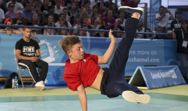 Breakdancing moves a step closer to 2024 Paris Olympics inclusion