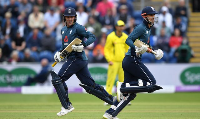 Sir Alastair Cook says England have batting strength to win World Cup