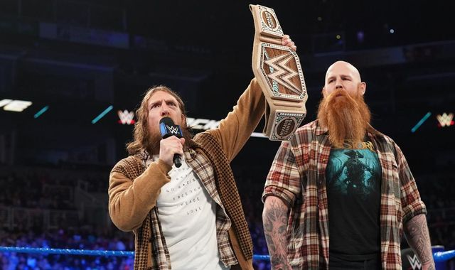 Daniel Bryan: The fall and rise of the best wrestler in the world