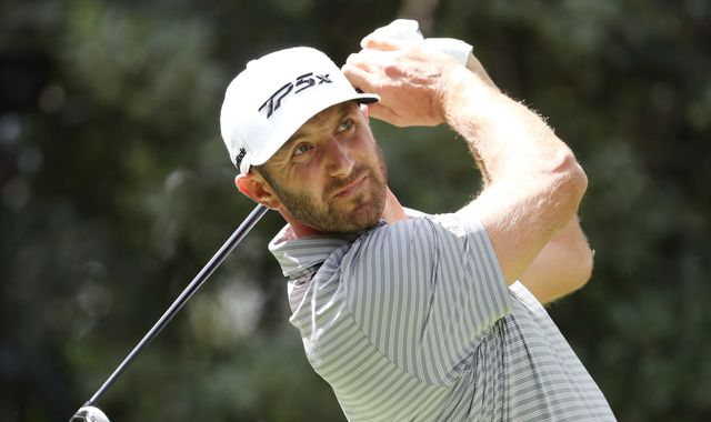 Dustin Johnson claims two-shot lead at WGC-Mexico as Rory McIlroy slips on day two