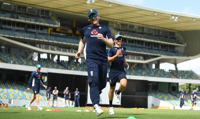 Eoin Morgan believes England will face tough conditions in their ODI series Caribbean