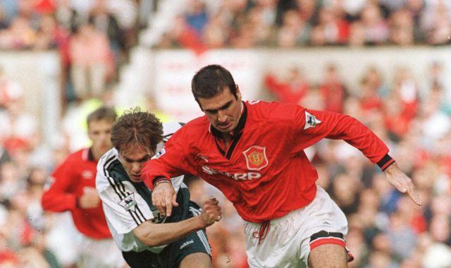 Manchester United vs Liverpool - Soccerbox rewind: Eric Cantona's return