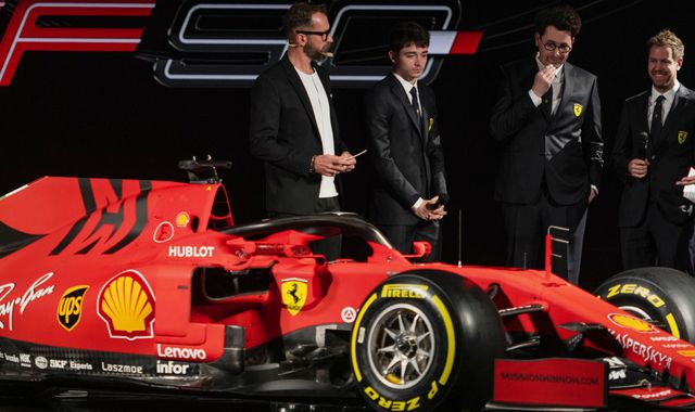 Sebastian Vettel says things feel 'different' at Ferrari in F1 2019