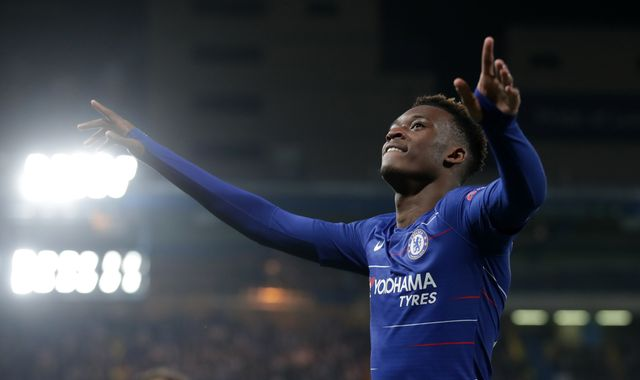 Chelsea must make Callum Hudson-Odoi only choice if they want him to play, says Maurizio Sarri