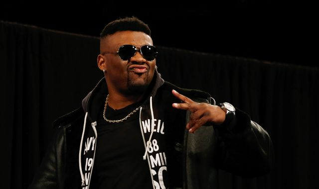Jarrell Miller clash with Anthony Joshua looks off after reports of second failed drugs test
