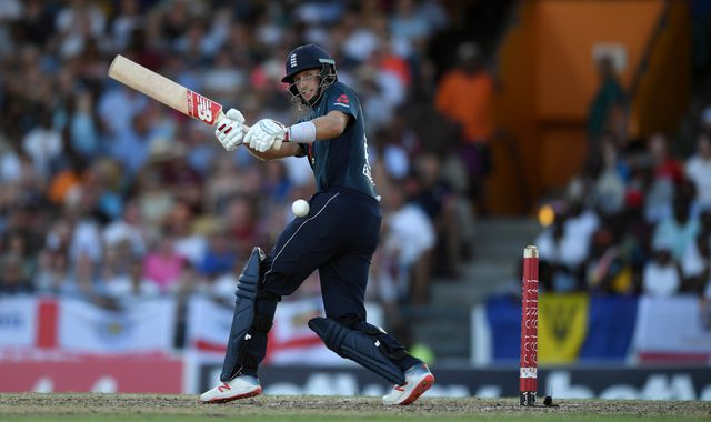Joe Root is England's rock, says Eoin Morgan after first ODI win over Windies