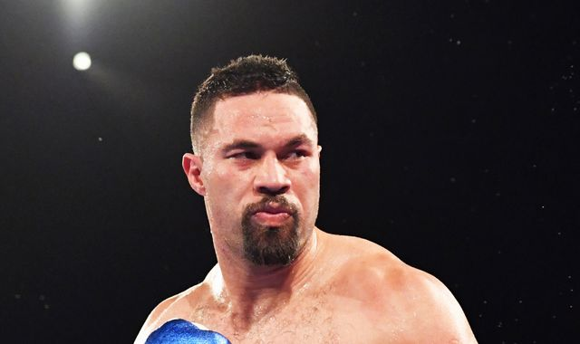 Joseph Parker would be the A-side in a WBO title fight with Oleksandr Usyk, says David Higgins