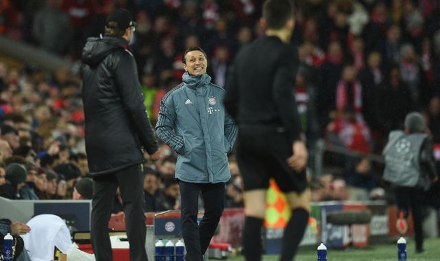Jurgen Klopp and Niko Kovac explain final-whistle clash after Liverpool draw with Bayern Munich