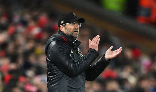 Jurgen Klopp insists Liverpool can still progress after Bayern Munich draw