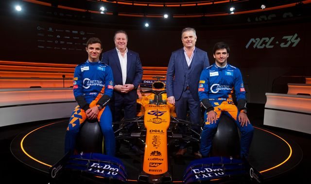 F1 in 2019: What we learnt at McLaren's launch