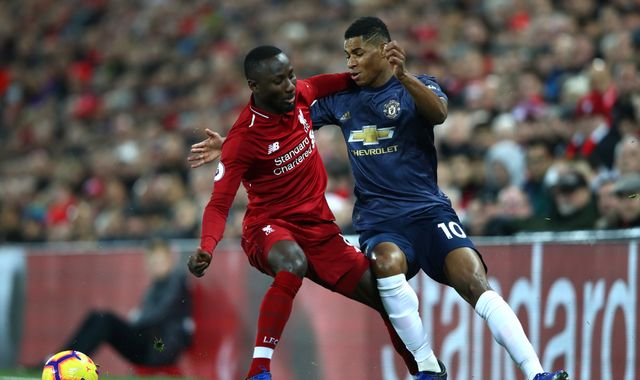 Liverpool's clash at Manchester United key in deciding Premier League title, says Matt Le Tissier