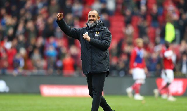 Wolves were brave in FA Cup victory over Bristol City, says Nuno Espirito Santo