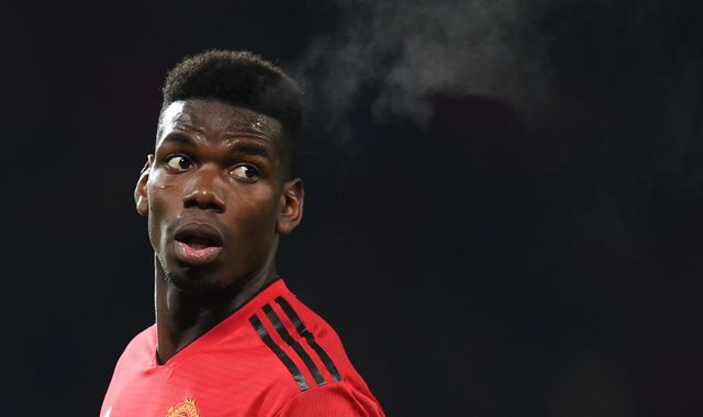 Paul Pogba says Class of '92 inspires Man Utd