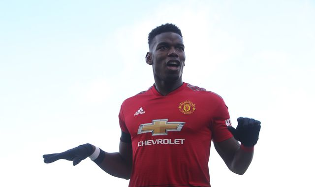 Paul Pogba is a leader at Manchester United, says Ole Gunnar Solskjaer