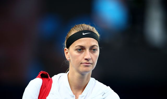 Petra Kvitova attacker jailed for eight years in Czech Republic