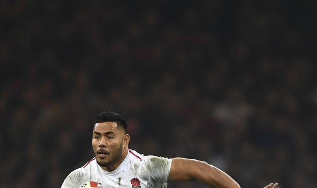 Manu Tuilagi and Sam Underhill return for England vs Ireland