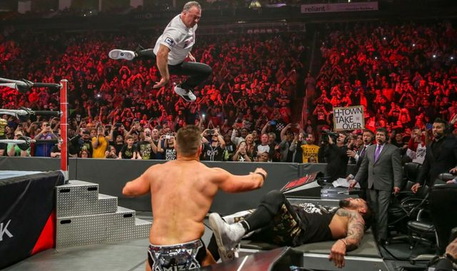 Three new champions crowed at WWE Chamber on dramatic and brutal night