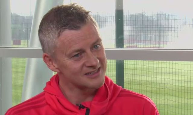 Ole Gunnar Solskjaer exclusive: Manchester United caretaker manager shows calm character