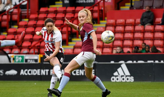 Sophie Jones sacked by Sheffield United Women & banned for racism towards Tottenham's Renee Hector