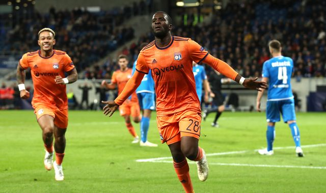 Tottenham agree £65m deal for Lyon's Tanguy Ndombele