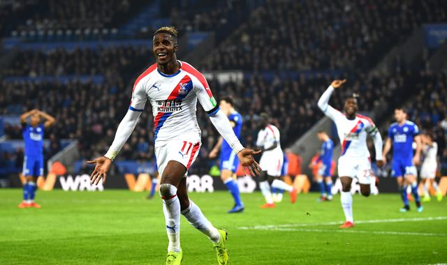 Arsenal not giving up on Wilfried Zaha transfer