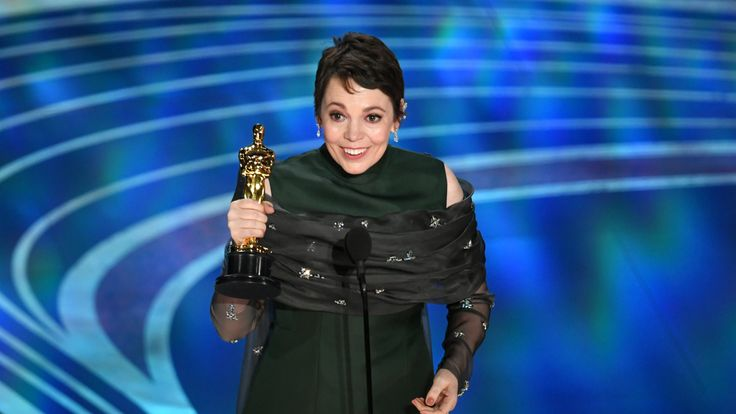 Olivia Colman wins best actress for The Favourite at the Oscars