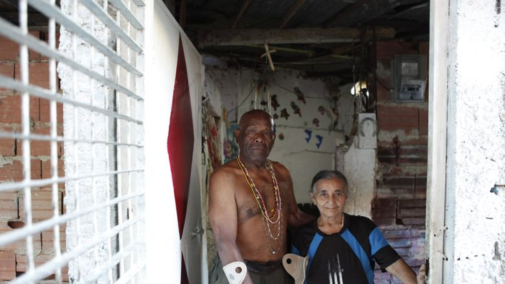 A rare glimpse into those living in a barrio loyal to Maduro and Chavez