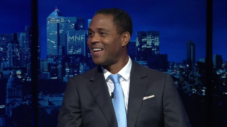 WATCH: Patrick Kluivert's picks his dream team on Monday Night Football  | Football News |