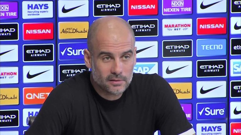 Manchester City Boss Pep Guardiola Admits He's ''Happy'' When Liverpool Don't Win