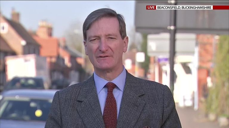 Former Attorney General Dominic Grieve QC MP