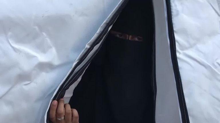 Shamima Begum asks politicians for 'mercy'