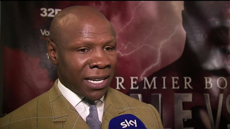 Eubank dominates DeGale to claim IBO super-middleweight crown