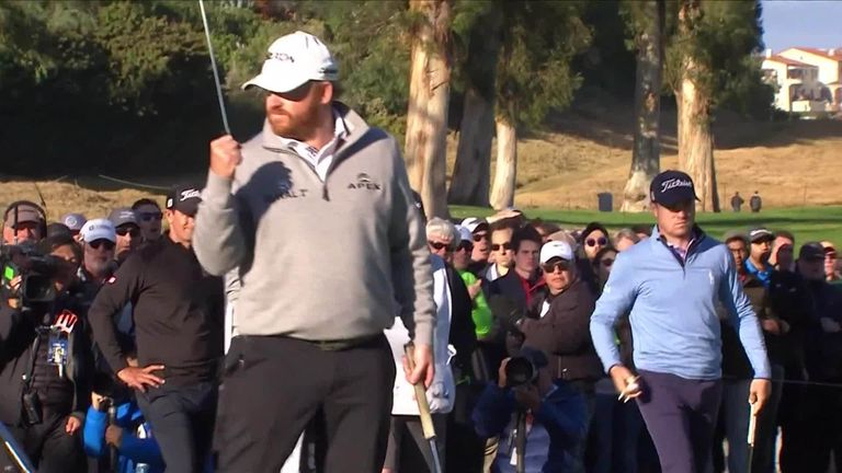 J.B. Holmes Rallies To Win A Marathon Finish At Riviera