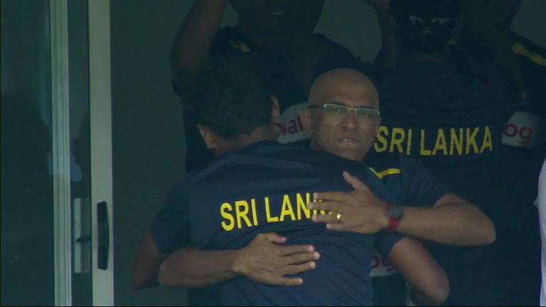 Sri Lanka seal historic SA series win