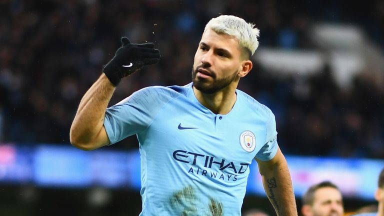 Premier League Power Rankings  Manchester City s Sergio Aguero top ... 970607d92