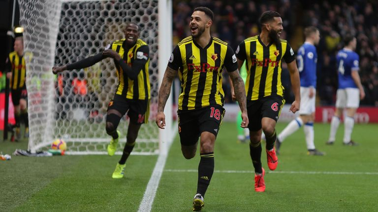 Watford striker Gray: No limit to our ambitions