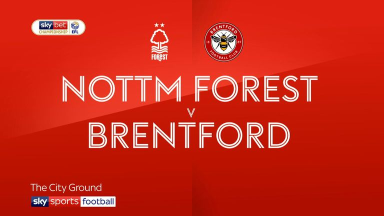 Highlights of the Sky Bet Championship clash between Nottingham Forest and Brentford.