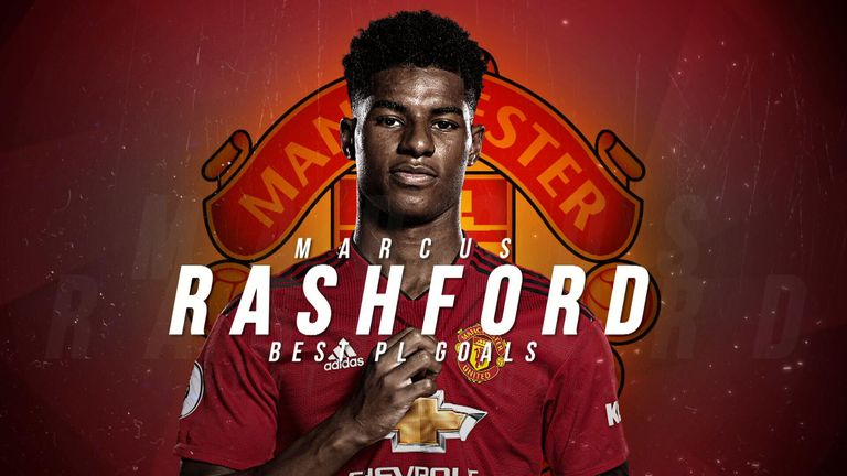 WATCH: Three years of Rashford