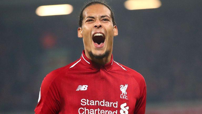 e353754f4fa Virgil van Dijk should win PFA Player of the Year